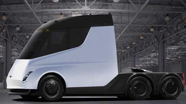 Tesla'nın elektrikli tır modeli yakında yollarda!