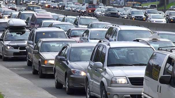 Trafiğe kaydı yapılan taşıt sayısı yıllık yüzde 12.8 arttı